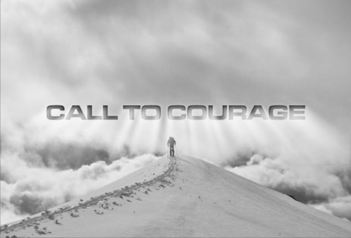 call to courage